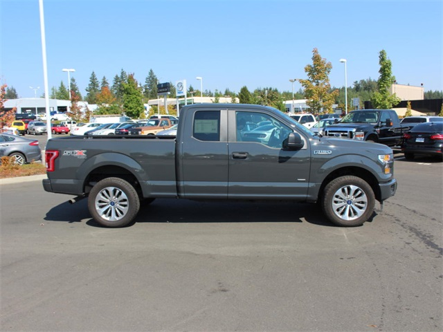 2017 F-150 Super Cab 4x4,  Pickup #D60331 - photo 5