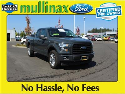 2017 F-150 Super Cab 4x4,  Pickup #D60331 - photo 1