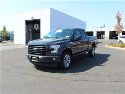 2017 F-150 Super Cab 4x4,  Pickup #D60331 - photo 3