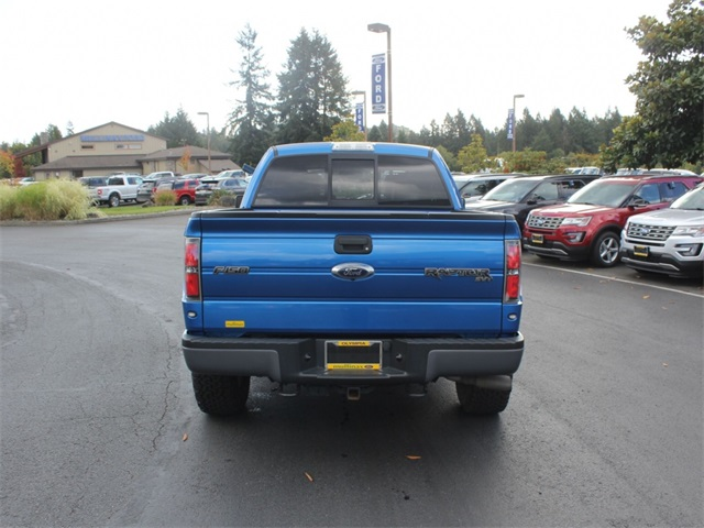 2010 F-150 Super Cab 4x4 Pickup #D80954C - photo 9