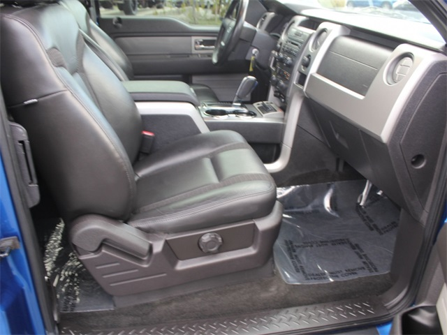 2010 F-150 Super Cab 4x4 Pickup #D80954C - photo 11