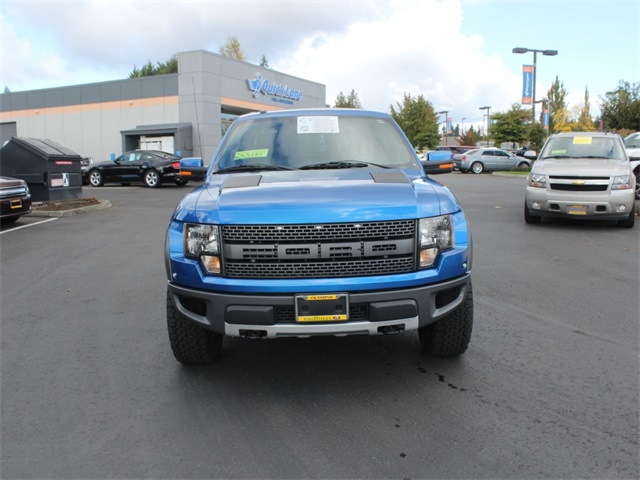 2010 F-150 Super Cab 4x4 Pickup #D80954C - photo 6