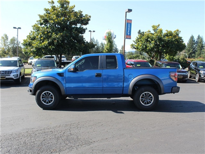 2010 F-150 Super Cab 4x4 Pickup #D80954C - photo 5