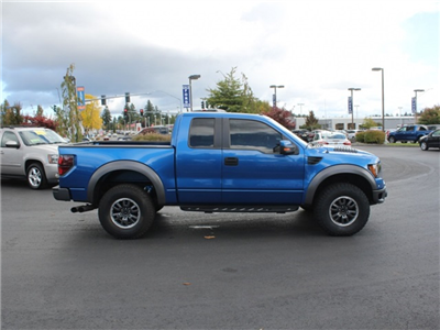 2010 F-150 Super Cab 4x4 Pickup #D80954C - photo 3