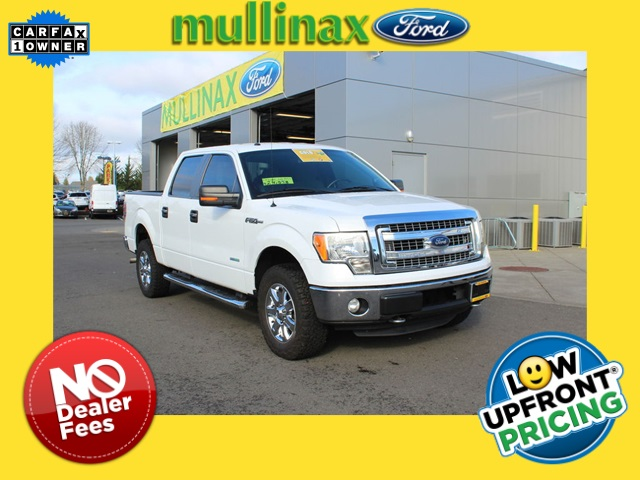 2013 F-150 SuperCrew Cab 4x4,  Pickup #D83102 - photo 1