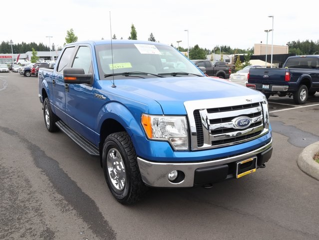 2010 F-150 Super Cab 4x4,  Pickup #E19058 - photo 1