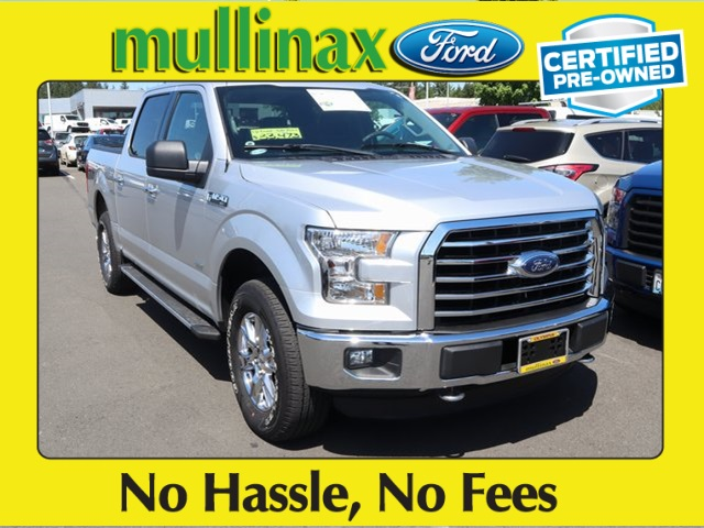 2016 F-150 SuperCrew Cab 4x4,  Pickup #E89681M - photo 1