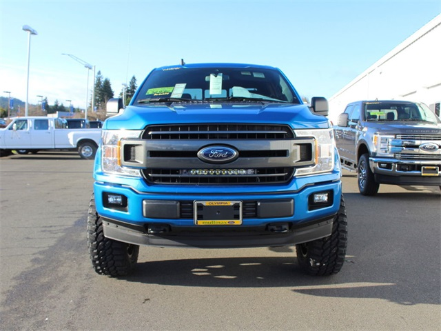 2019 F-150 SuperCrew Cab 4x4,  Pickup #FA18880 - photo 4