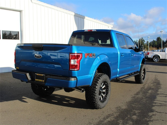 2019 F-150 SuperCrew Cab 4x4,  Pickup #FA18880 - photo 5