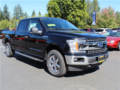 2018 F-150 SuperCrew Cab 4x4,  Pickup #FA19117 - photo 3