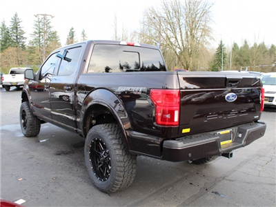 2018 F-150 Crew Cab 4x4, Pickup #FA19130 - photo 2