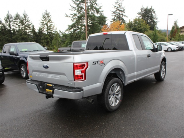 2018 F-150 Super Cab 4x4 Pickup #FA19134 - photo 2