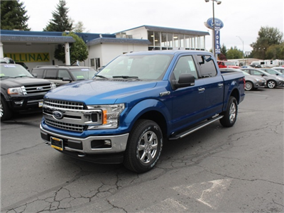 2018 F-150 Crew Cab 4x4 Pickup #FA19141 - photo 5