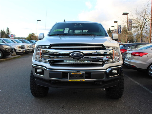 2019 F-150 SuperCrew Cab 4x4,  Pickup #FA43755 - photo 4