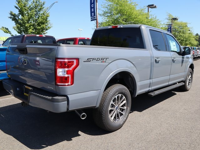 2019 F-150 SuperCrew Cab 4x4,  Pickup #FA63449 - photo 3