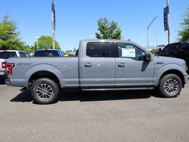 2019 F-150 SuperCrew Cab 4x4,  Pickup #FA63449 - photo 4