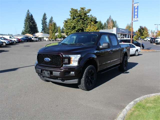 2018 F-150 Crew Cab 4x4 Pickup #FC10656 - photo 4