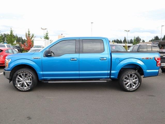 2019 F-150 SuperCrew Cab 4x4,  Pickup #FC22321 - photo 3