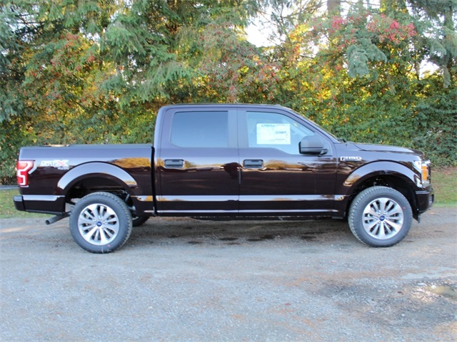 2018 F-150 Crew Cab 4x4 Pickup #FC27210 - photo 4
