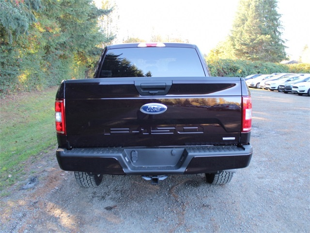 2018 F-150 Crew Cab 4x4 Pickup #FC27210 - photo 5