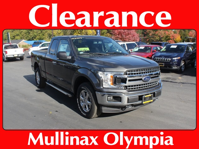 2018 F-150 Super Cab 4x4,  Pickup #FC27213 - photo 1
