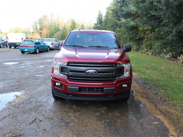 2018 F-150 Crew Cab 4x4 Pickup #FC35487 - photo 4