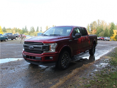 2018 F-150 Crew Cab 4x4 Pickup #FC35487 - photo 3