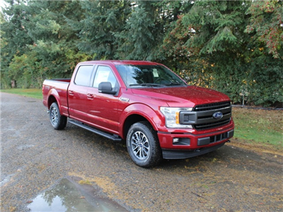 2018 F-150 Crew Cab 4x4 Pickup #FC35487 - photo 5