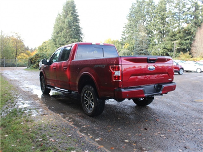 2018 F-150 Crew Cab 4x4 Pickup #FC35487 - photo 2