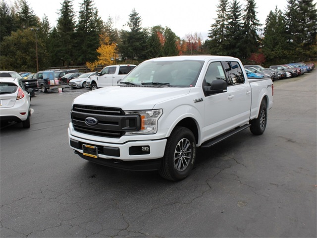 2018 F-150 Crew Cab 4x4 Pickup #FC35488 - photo 3