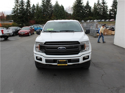 2018 F-150 Crew Cab 4x4 Pickup #FC35488 - photo 4