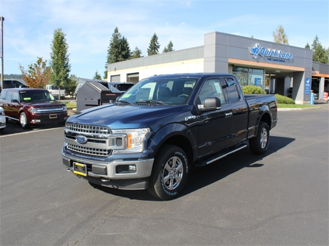 2018 F-150 Super Cab 4x4 Pickup #FC35492 - photo 4