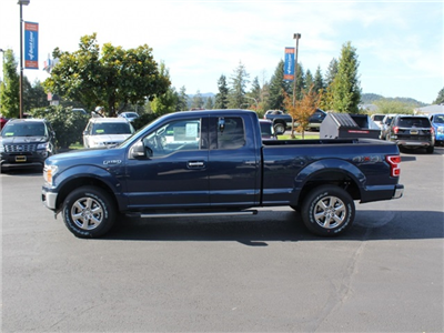 2018 F-150 Super Cab 4x4 Pickup #FC35492 - photo 5