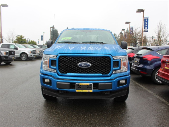 2019 F-150 Super Cab 4x4,  Pickup #FC36984 - photo 3