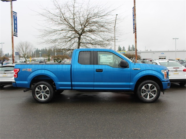 2019 F-150 Super Cab 4x4,  Pickup #FC36984 - photo 4