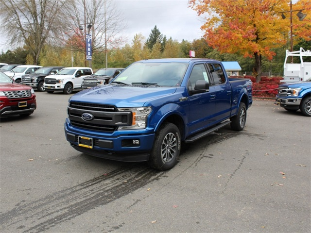 2018 F-150 Crew Cab 4x4, Pickup #FC42876 - photo 3
