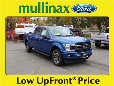 2018 F-150 Crew Cab 4x4, Pickup #FC42876 - photo 1