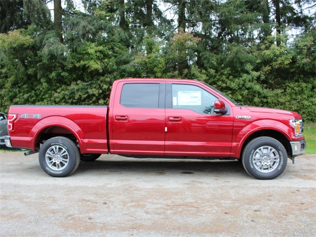 2018 F-150 SuperCrew Cab 4x4,  Pickup #FC46785 - photo 4