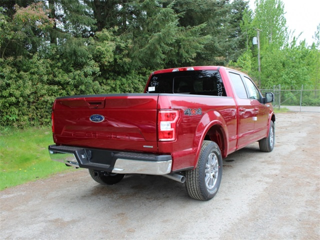2018 F-150 SuperCrew Cab 4x4,  Pickup #FC46785 - photo 2
