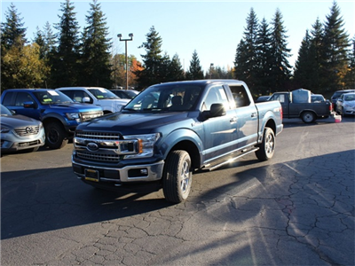 2018 F-150 Crew Cab 4x4, Pickup #FC56285 - photo 3