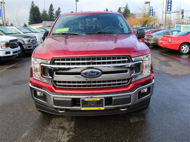 2018 F-150 Crew Cab 4x4, Pickup #FC65093 - photo 4