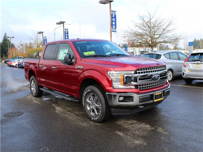 2018 F-150 Crew Cab 4x4, Pickup #FC65093 - photo 3