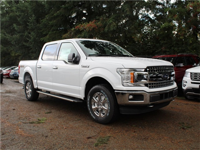 2018 F-150 Crew Cab 4x4 Pickup #FC65285 - photo 3