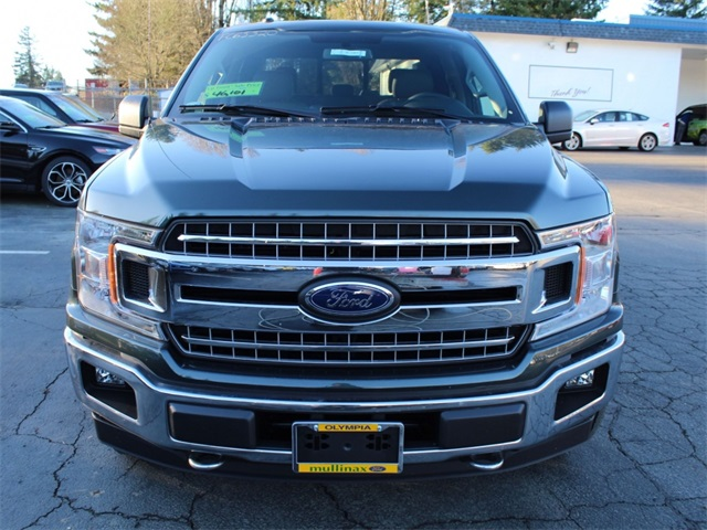 2018 F-150 Crew Cab 4x4, Pickup #FC65320 - photo 4