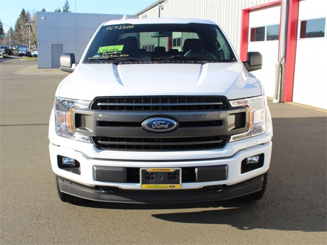 2018 F-150 SuperCrew Cab 4x4,  Pickup #FC72205 - photo 3
