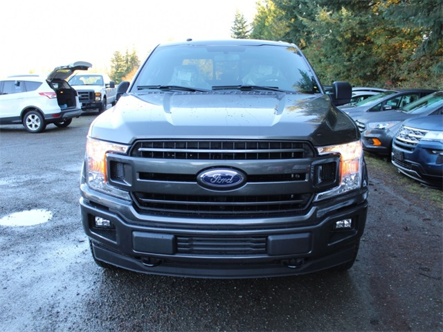 2018 F-150 SuperCrew Cab 4x4, Pickup #FC85478 - photo 5