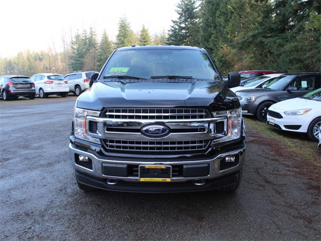 2018 F-150 Crew Cab 4x4, Pickup #FC85485 - photo 4