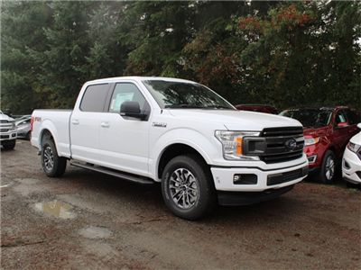 2018 F-150 SuperCrew Cab 4x4, Pickup #FC96935 - photo 3