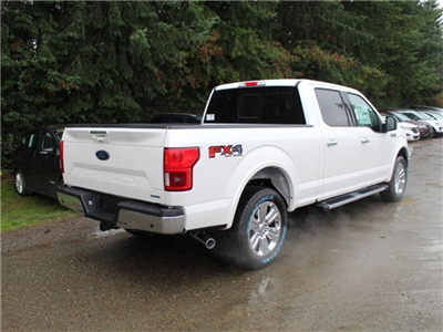 2018 F-150 SuperCrew Cab 4x4, Pickup #FD10674 - photo 2