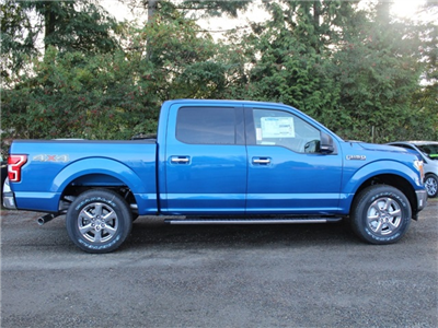 2018 F-150 SuperCrew Cab 4x4,  Pickup #FD23061 - photo 4